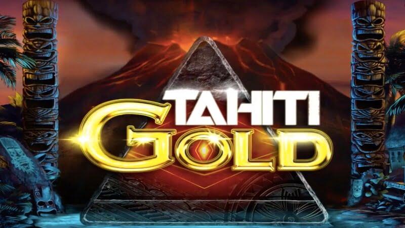 tahiti gold slot logo