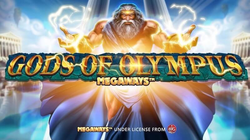 Gods Of Olympus Megaways Slot
