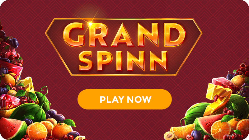 grand spin slot signup