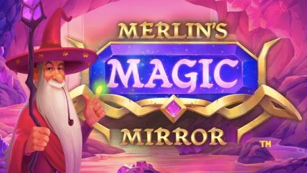 Merlin's Magic Mirror Slot