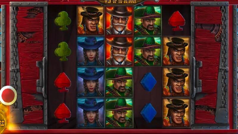 money train slot gameplay