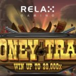 money train slot logo