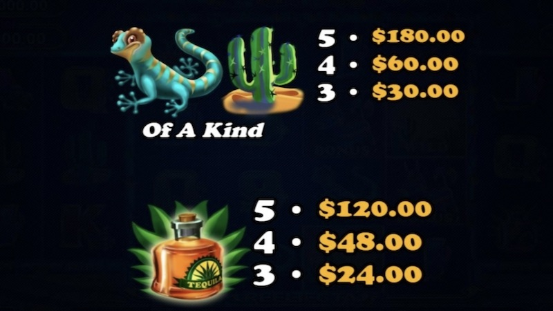 pinata bucks slot rules