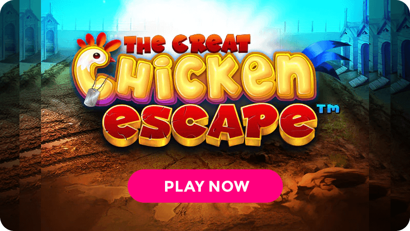 the great chicken escape slot signup
