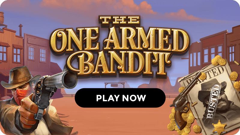 the one armed bandit slot signup