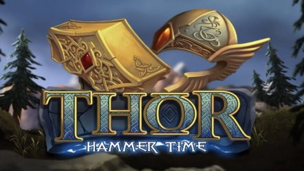 Thor: Hammer Time Slot