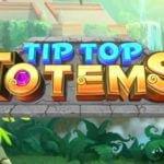 tip top totems slot logo