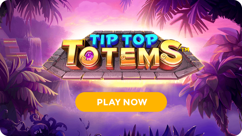 tip top totems slot signup