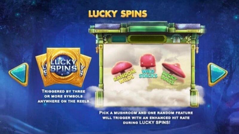 golden leprechaun megaways slot rules
