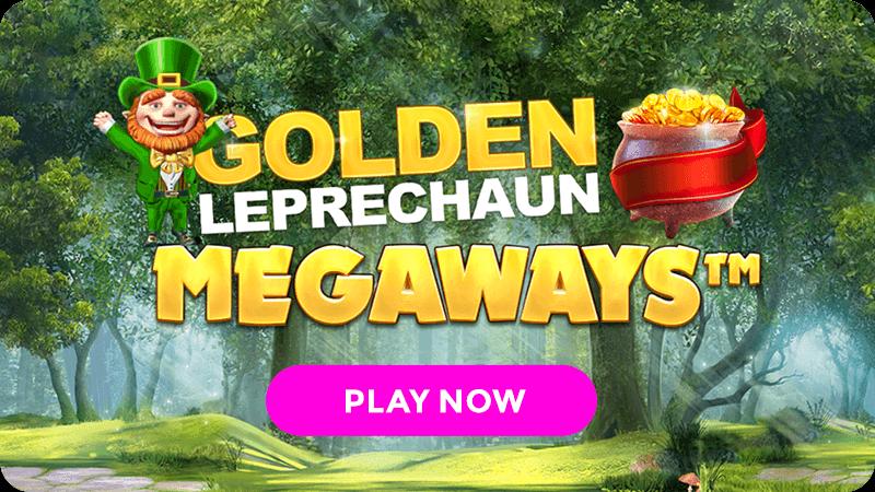 golden leprechaun megaways slot signup