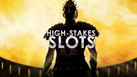 Top 5 Slots with high stakes