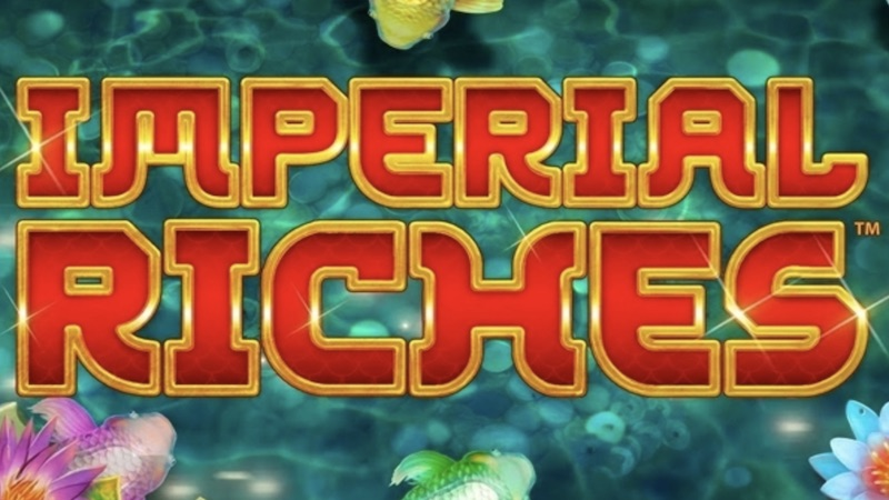 imperial riches slot logo