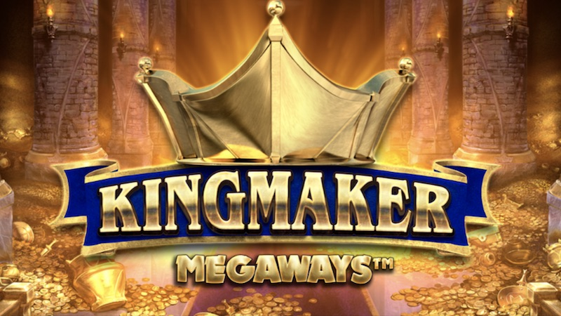 kingmaker slot logo