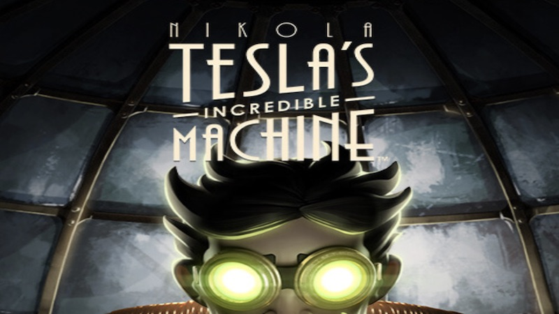 Nikola Tesla's Incredible Machine Slot
