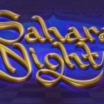 shara nights slot logo