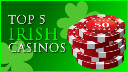 Top 5 Irish Online Casinos