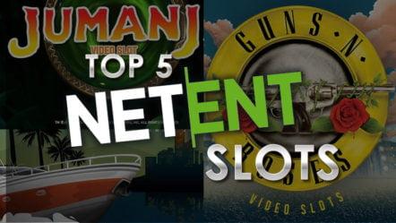 Top 5 NetEnt Slots