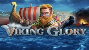 viking glory slot logo
