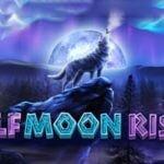 wolf moon rising slot logo