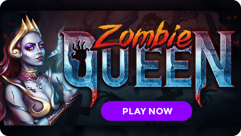 zombie queen slot signup