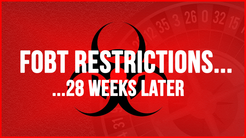 FOBT changes: 28 weeks later, what's been the effect?