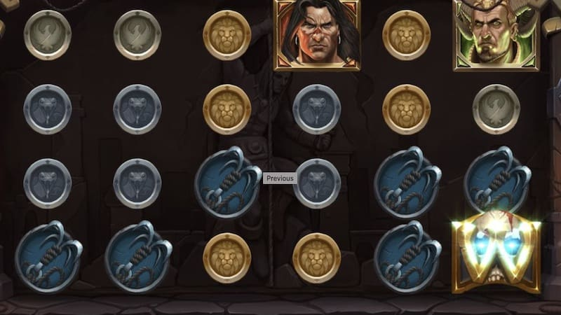 conan slot gameplay