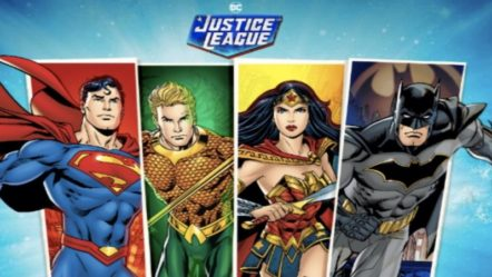 Justice League Comic Slot