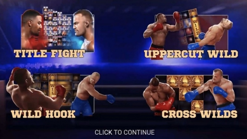 lets get ready to rumble slot gameplay