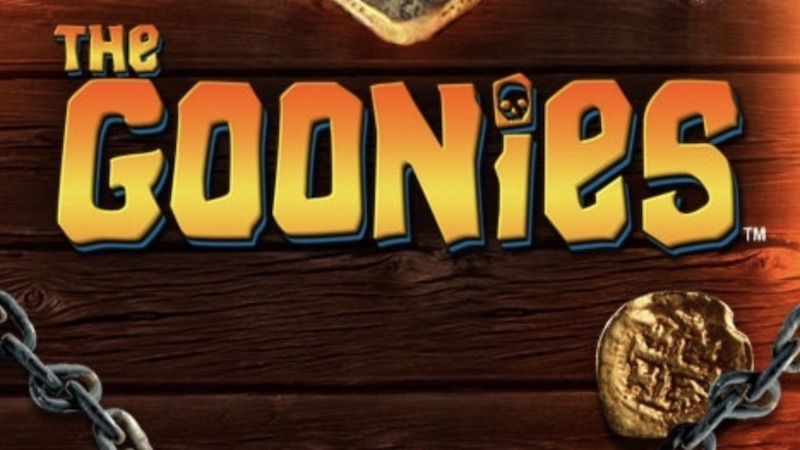 the goonies slot logo