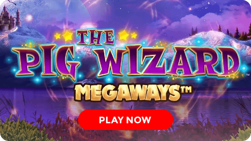 the pig wizard megaways slot signup
