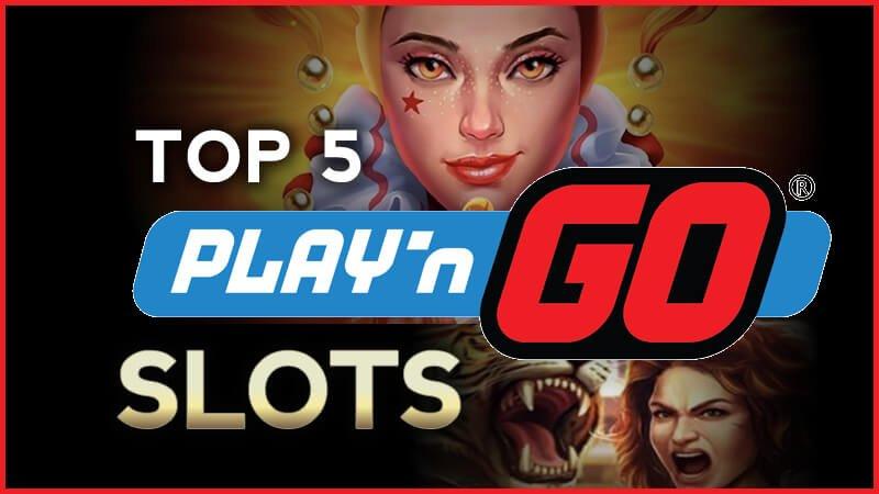 Top 5 Play'n GO Slots