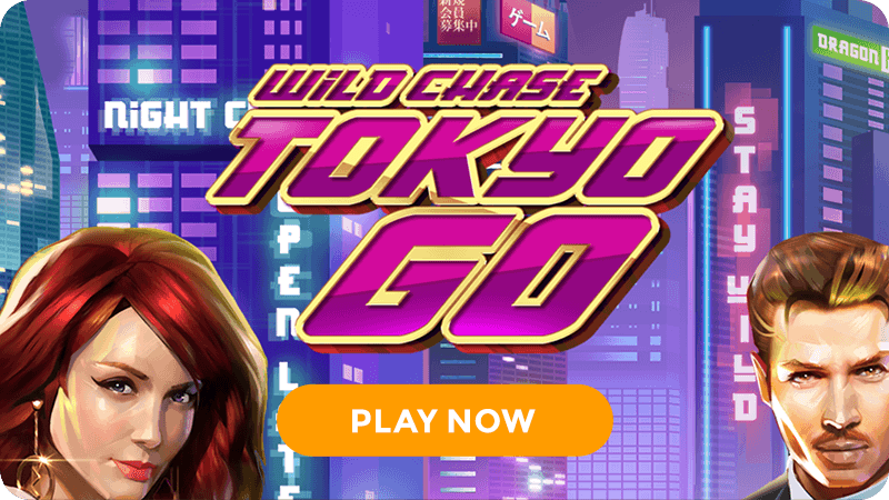wild chase tokyo go slot signup
