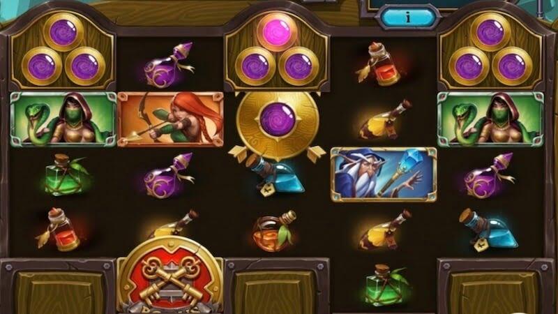 wildcraft slot gameplay