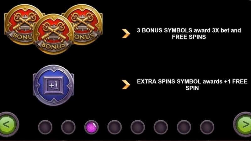 wildcraft slot rules