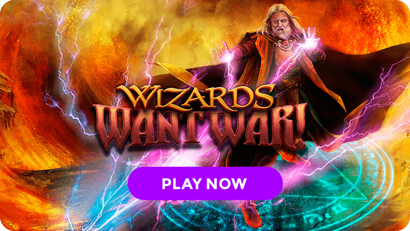 wizards want war slot signup