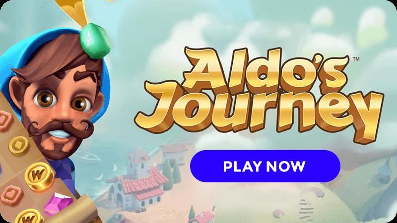 aldos journey slot signup