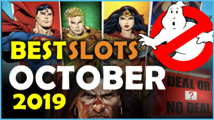 Best Slots from October 2019