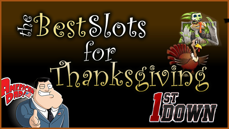 thanksgiving slot games