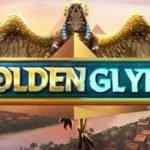 golden glyph slot logo