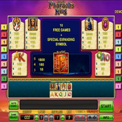 play free pharaoh ring games